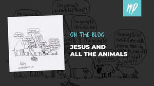 Jesus and All the Animals