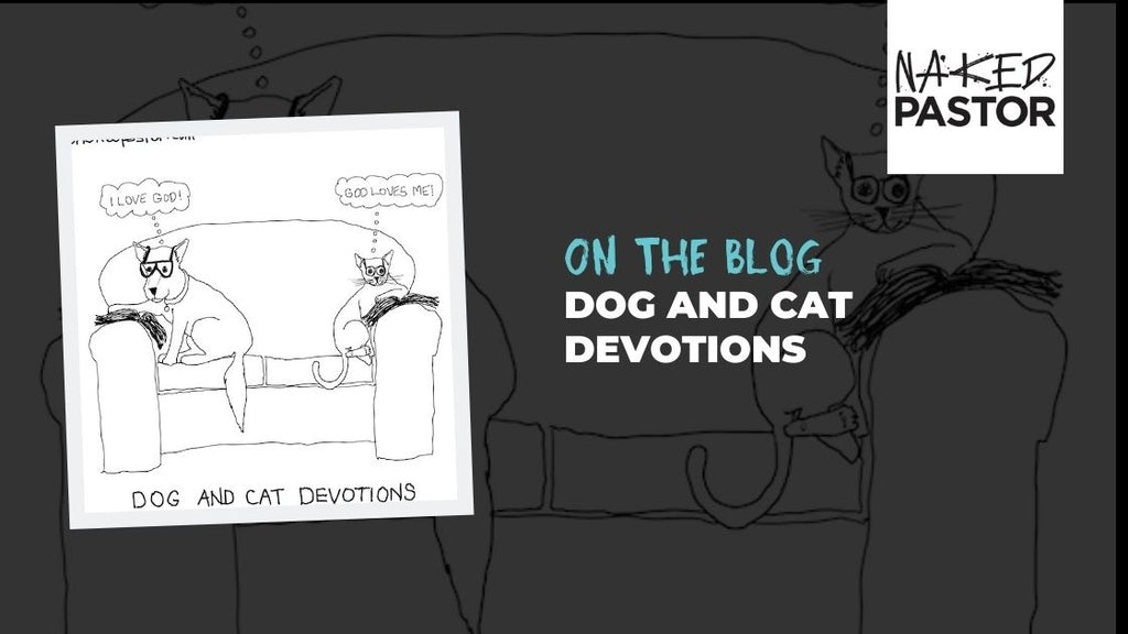 Dog and Cat Devotions