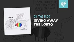 Giving Away the LGBTQ