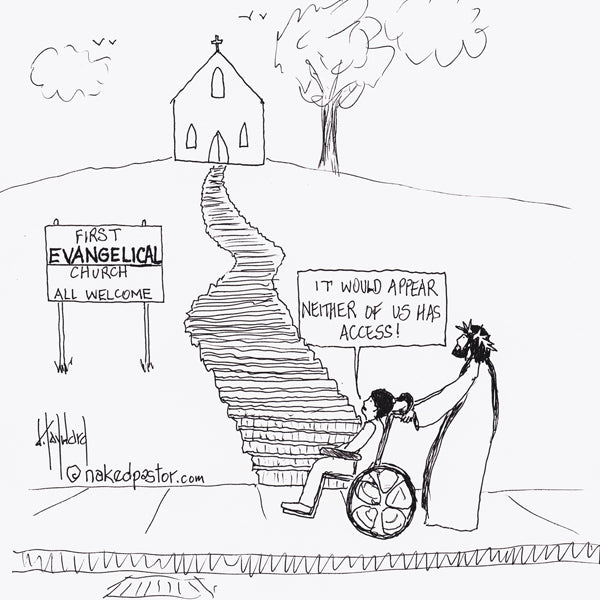 Churches, Disabilities, and Access