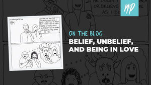 Belief, Unbelief, and Being in Love