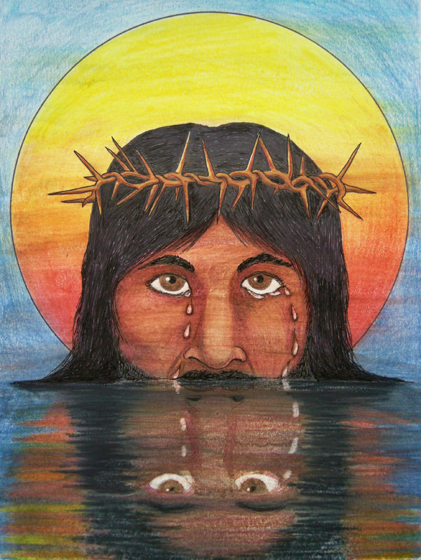 "In the Image of Christ: ""Jesus Cries"""