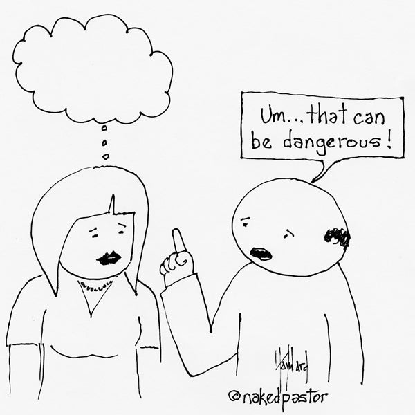 The Dangers of Thinking