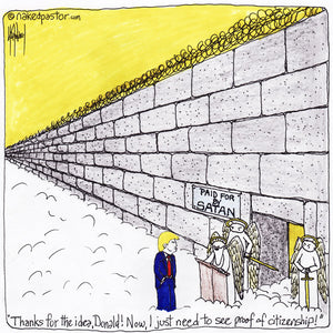 Donald Trump's Wall