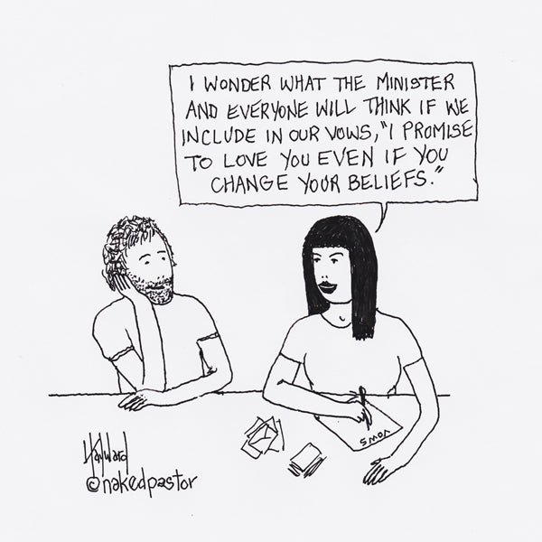 Changing Your Beliefs While Married
