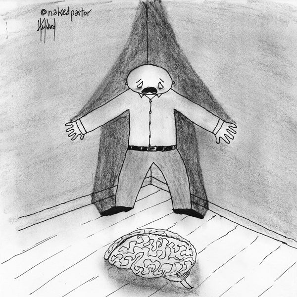 Monster Mind Cartoon