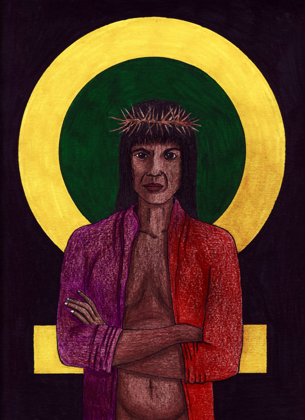 "Jesus as a Defiant Woman: ""Shesus"""
