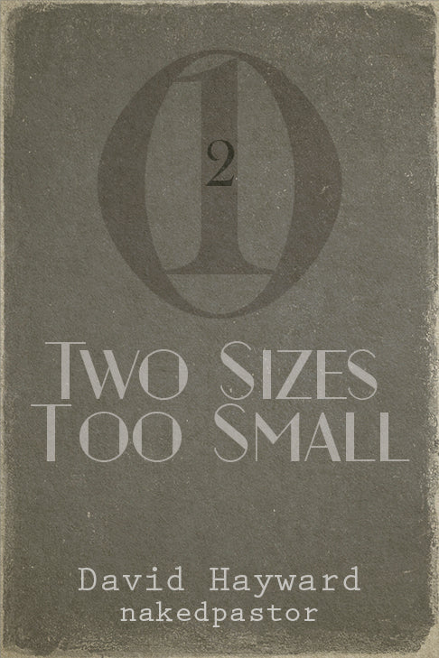 "Giving away a FREE eBook ""Two Sizes Too Small"""