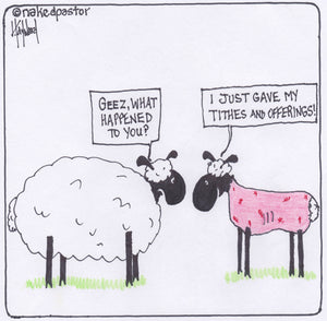 Sheep Week: Tithes and Offerings