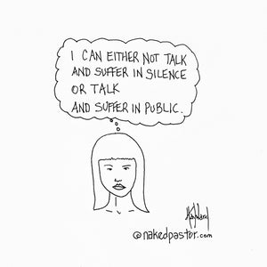 Women: To Talk or Not to Talk?