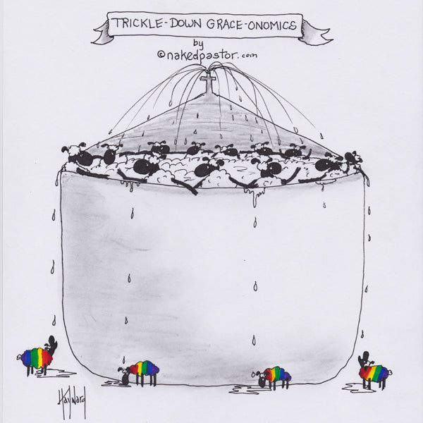 Trickle-Down Graceonomics