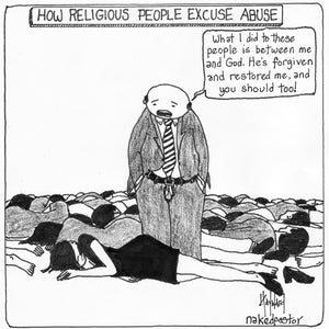 religion and the abuse excuse