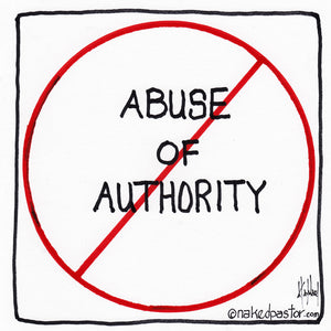 Can we Stop the Abuse of Authority?