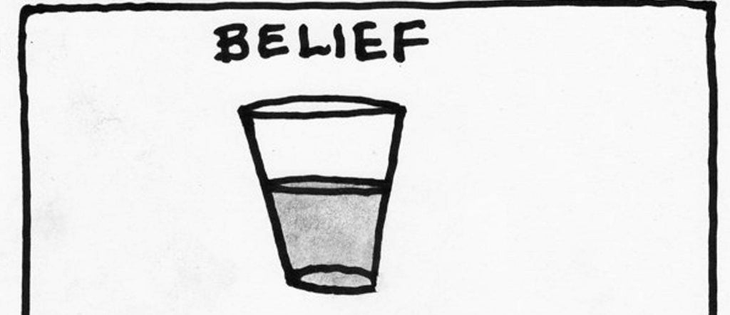 "What I Do About ""Belief"""