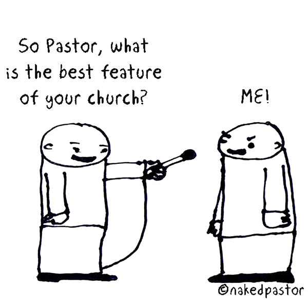 Is this the best feature of your church?