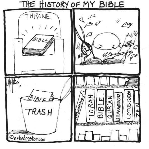 a pictorial history of my bible