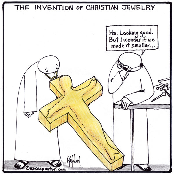 The Invention of Christian Jewelry