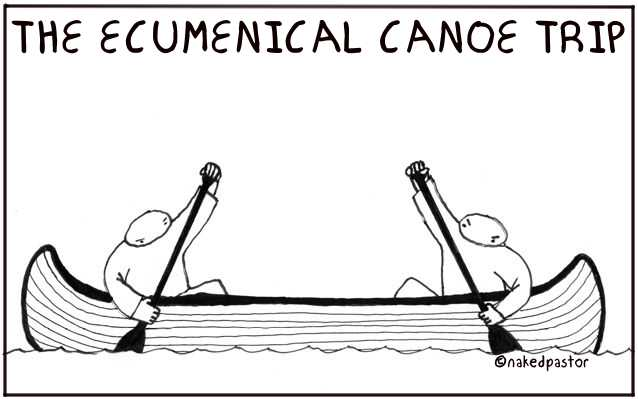cartoon: can you canoe?