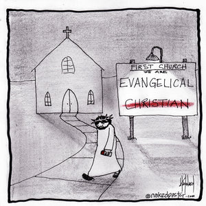 "Do the Words ""Evangelical"" and ""Christian"" Belong Together Anymore?"
