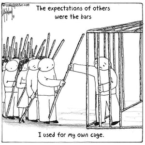 Trapped by Others' Expectations?