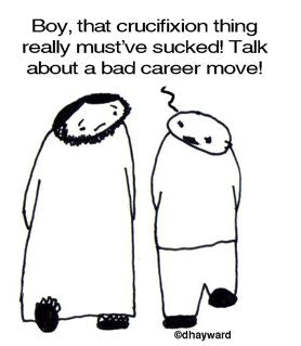 cartoon: bad career choices