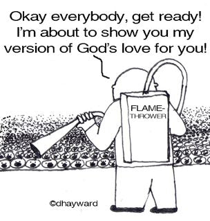 GIMME! Ministries #5: Flames