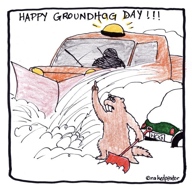 comic: Happy Groundhog Day!