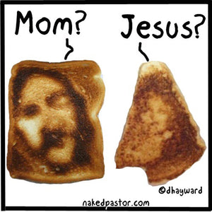 When Your Theology is Toast