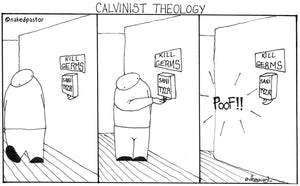 A Theology that Kills Germs