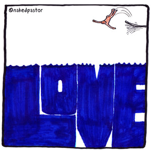 The Love Dive