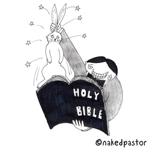 The Magical Bible: I See What You Did There!