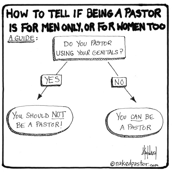 Can Women Pastor? A Guide.