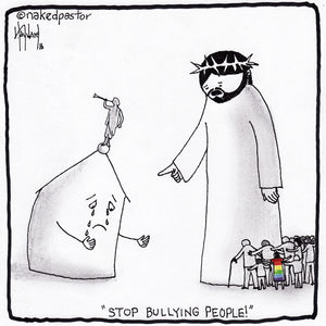 Does the Mormon Church bully people?