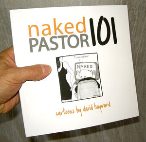 Signed Copies of nakedpastor101