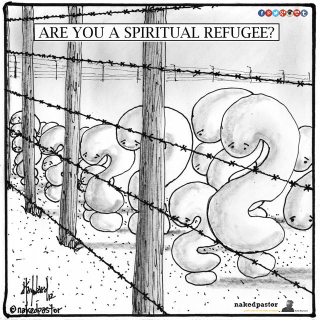 Do you identify as a spiritual refugee?