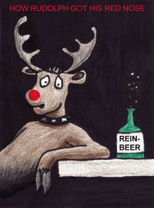 Oh Deer, Another Old Cartoon