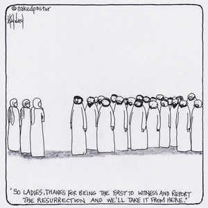 Becoming My Most Popular: Women and the Resurrection