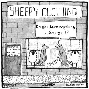 Emergent and wolves in sheep's clothing