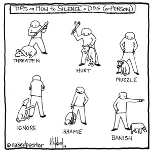 Tips on How to Silence Your Dog or a Person