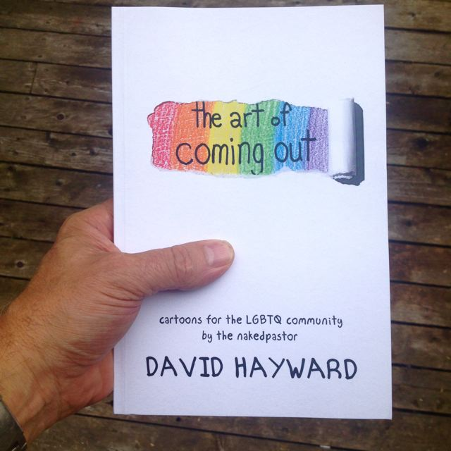 gay and the art of coming out