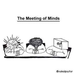 Can there really be a genuine meeting of minds?
