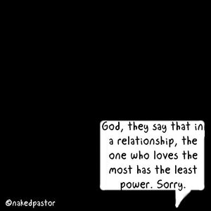 cartoon: the power of love