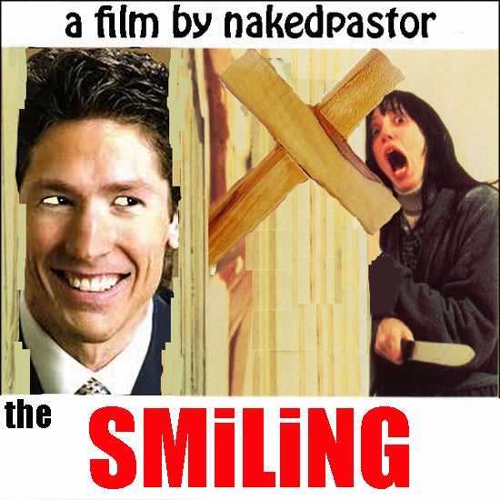 Joel Osteen starring in my new film!