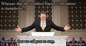 southern baptist convention and transphobia