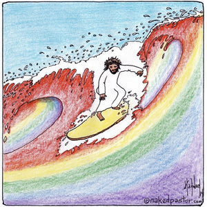 Jesus and the Tidal Wave of Gay Theology