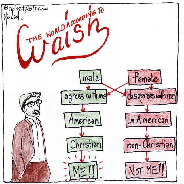 The World According to Matt Walsh