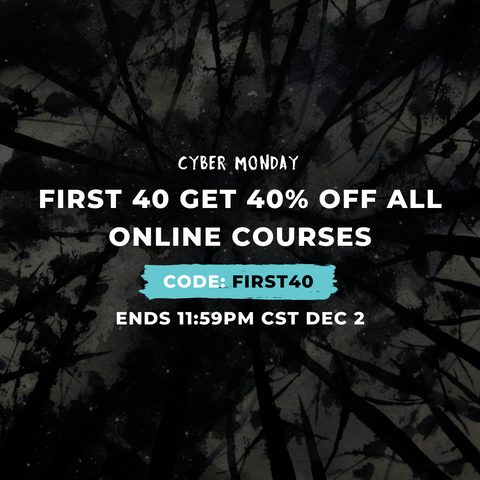 40% OFF sale on all my online courses by nakedpastor David Hayward
