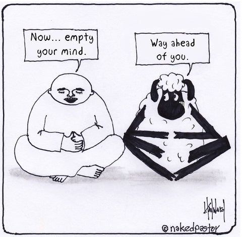 """Sheep and Empty Minds"" cartoon by nakedpastor David Hayward"