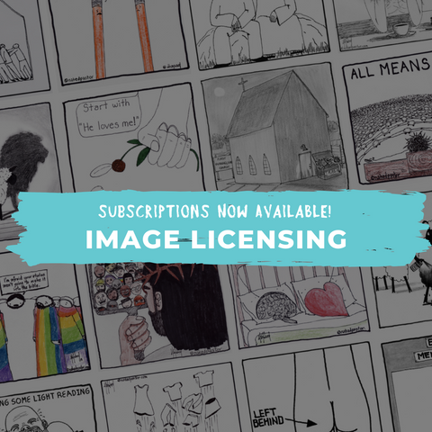 Image Licensing by nakedpastor David Hayward