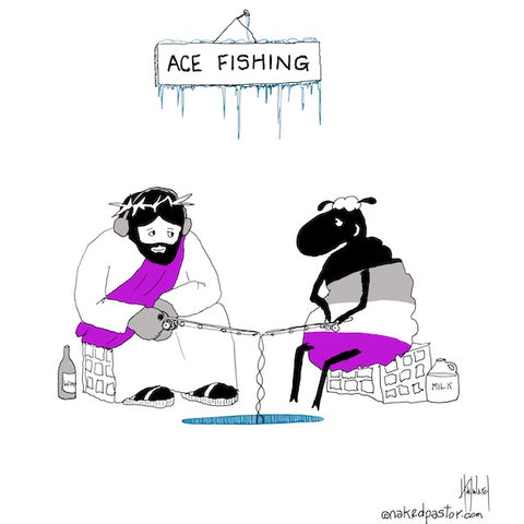 Ace Fishing Digital Download